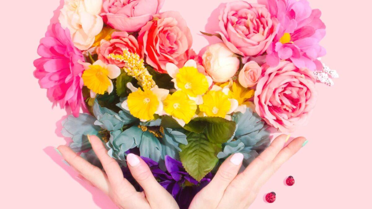 15 λουλούδια μιλούν τη γλώσσα του Έρωτα