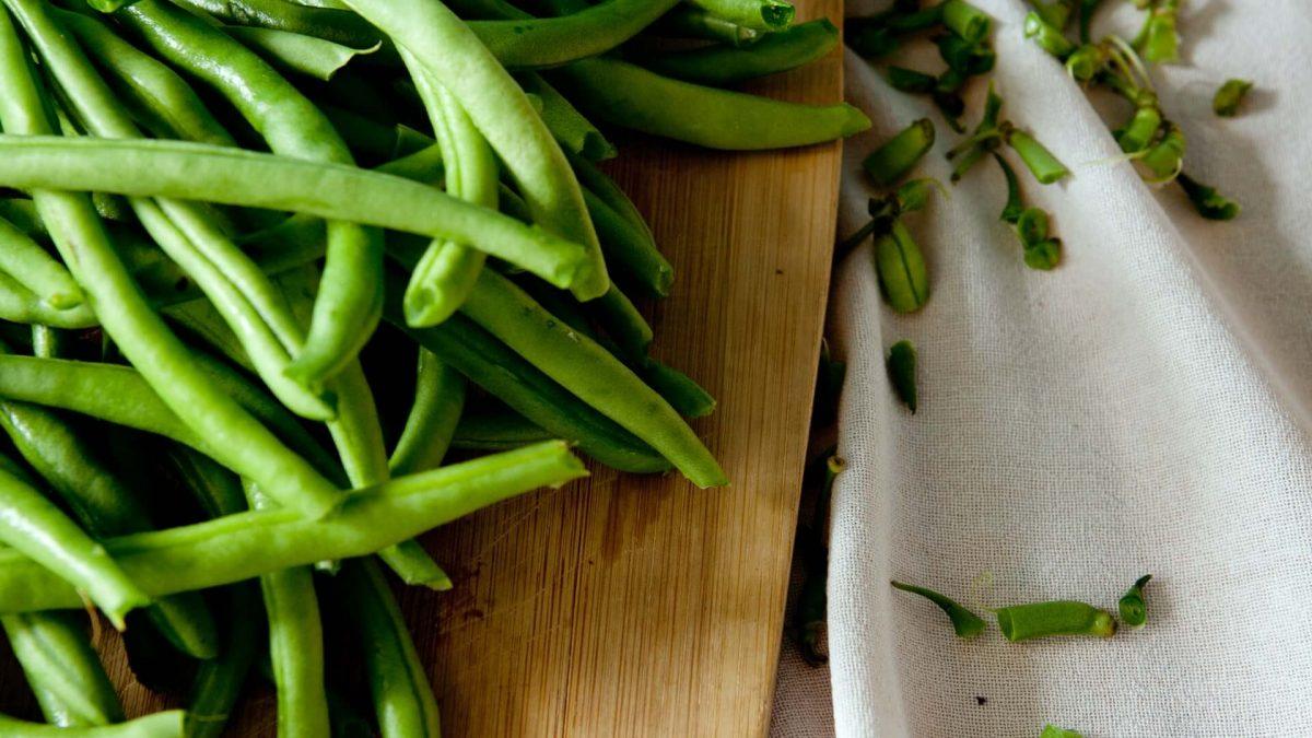 Τα φασολάκια στην κουζίνα, για την υγεία σας!