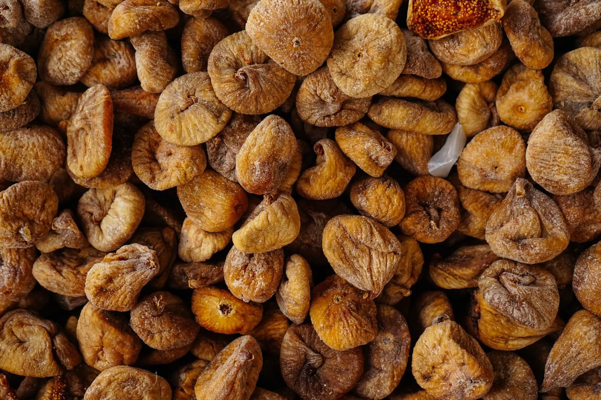 Τα ξερά σύκα έχουν περισσότερα σάκχαρα, αλλά διαθέτουν υψηλότερη αντιοξειδωτική δράση.