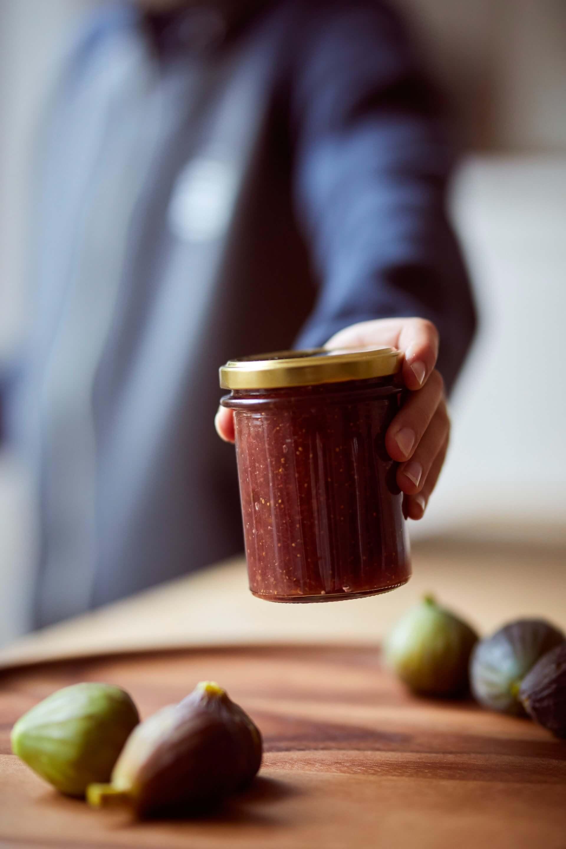 Τα σύκα φτιάχνουν μια απολαυστική και θρεπτική μαρμελάδα.
